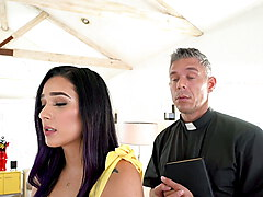 Trickery - Hot Jaye Summers Fucks The Horny Priest