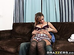 brazzers - big tits in uniform - nikki sexx w