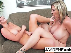 jayden jaymes and sara jay fuck each other silly