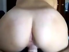 hot moaning reverse cowgirl