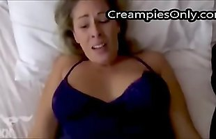 NIKKI BROOKS SON FORCES SLEEPING MOM POV