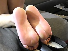 warm feet in shoes