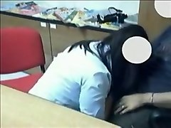 Blowjob In Office - Lunch Hour Bj To Office Collegue, Friend Recorded