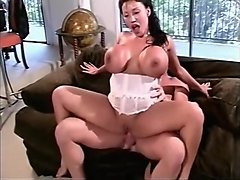 Crazy pornstar Ava Devine in fabulous interracial, cumshots adult scene