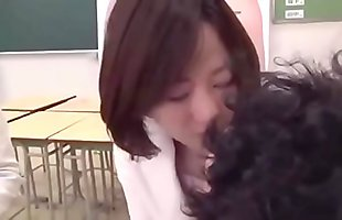 Japanese Mom School son  fuck him during biology lecture Complete Video Link....http://bit.ly/2FNG6EK