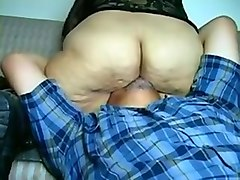Fabulous BBW, Big Butt sex movie