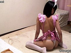 sexy japanese teen maid