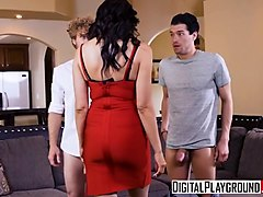 xxx porn video - my wifes hot sister episode 5 reagan foxx a