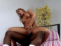 Incredible pornstar Rilynn Rae in best blowjob, facial adult scene
