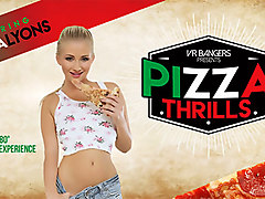 Cayla Lyons in Pizza Thrills - VRBangers