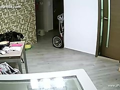 Hackers use the camera to remote monitoring of a lover's home life.75