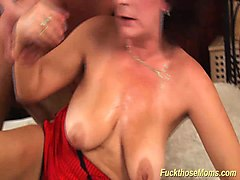 mom, mature, facials, facial, doggystyle