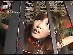 masked japanese nympho has a fiery honey hole yearning for