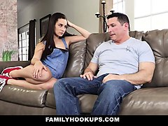 cassidy klein gets naughty with hot older uncle