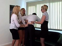 Office girls revenge