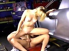 Hottest pornstar Crystal Heart in crazy cumshots, small tits adult clip