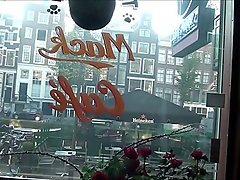 Buck Wild at the Bulldog Mack Cafe Amsterdam