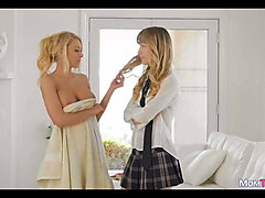 after school special with milf and schoolgirl