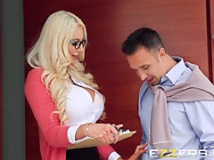 Nicolette Shea In Business With Pleasure