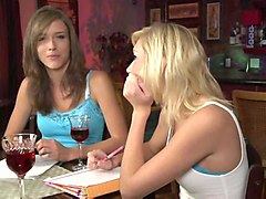 Hayden Hawkens & Malena Morgan in Lesbian Sex #06