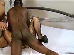 mom goes bareback with bbc and hubbby