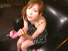 Best Japanese girl Rin Sakuragi in Exotic Dildos/Toys, Softcore JAV video
