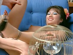 orgymike: classic orgy with some real hot vintage babes. hd