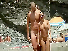nice, womanizer, beach, tits, tit