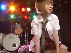 Amazing Japanese model Alice Suzuki, Marin Koyanagi in Incredible Teens, Live shows JAV video