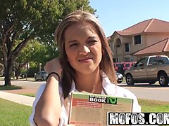 mofos - pervs on patrol - jessie - casting couch 101