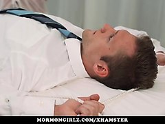 mormongirlz - pretty young wife fucks a stranger