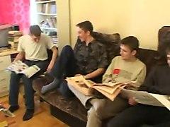 Russian granny   junior boys 1