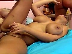 Hottest pornstar Mia Li in crazy latina, dildos/toys adult scene
