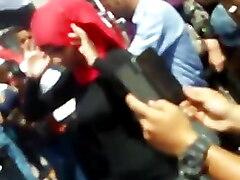 arab egyptian hijab slut babe dancing