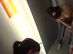breathtaking czech girl was teased in the supermarket and sh