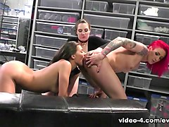Hottest pornstars Samantha Bentley, Angel Long in Exotic Tattoos, Big Tits adult video