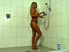 Watersports In The Shower