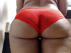 Beautiful colombian ass so fat