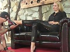 femdom, heel, heels, high heel, footing