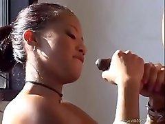 Sexy Asian fucking