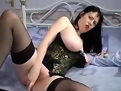 Best Amateur clip with Stockings, MILF scenes
