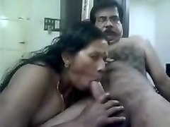 Mature Couple On Live Cam