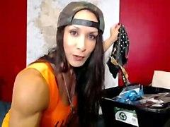 denise on webcam 9-25-2014