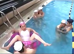Japanese Son Forced His Mom In Swimming Pool In Front Of other Friends And Their Mom Complete Video Link...http://bit.ly/2UGO7iH