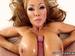 Horny pornstar Kianna Dior in Best Redhead, Asian porn movie