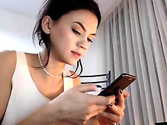 gorgeous filipina webcam godess shows panties close up