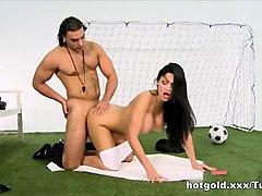 Crazy pornstar in Incredible Big Tits, Cumshots sex clip