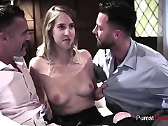 The Truly Evil Folk- Hitchhikers threesome - PURE TABOO- Horror porn
