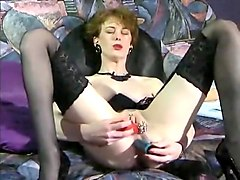 Hottest Amateur clip with Stockings, MILF scenes