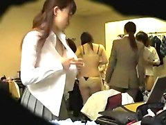 Incredible Japanese chick Koharu Yuzuki, Mahiro Aine, Aika Nose in Amazing Compilation, Hidden Cams JAV clip
